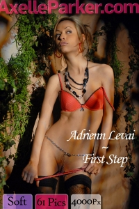 Adrienn Levai - First Step