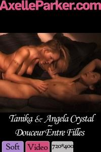 Angela Crystal - Douceur Entre Filles