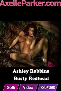 Ashley Robbins - Busty Redhead