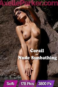 Corail  - Nude Sunbathing