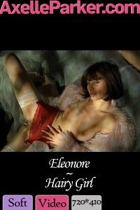 Eleonore  - Hairy Girl
