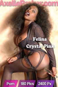Felina  - Crystal Pink
