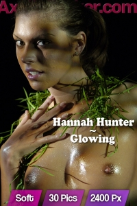 Hannah Hunter - Glowing