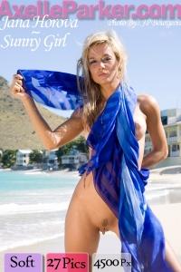 Jana Horova - Sunny Girl