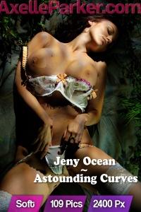 Jeny Ocean - Astounding Curves