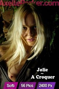 Jolie  - A Croquer