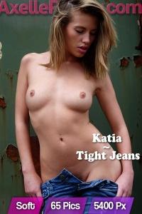 Katia  - Tight Jeans