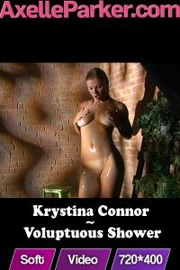 Krystina Connor - Voluptuous Shower