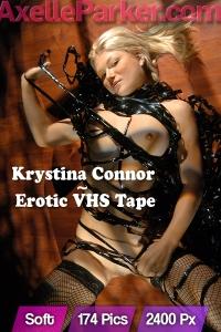 Krystina Connor - Erotic VHS Tape