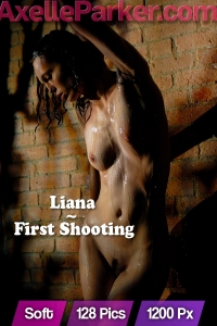 Liana  - First Shooting