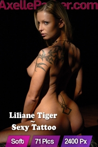 Liliane Tiger - Sexy Tattoo