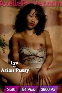 Lya  - Asian Pussy