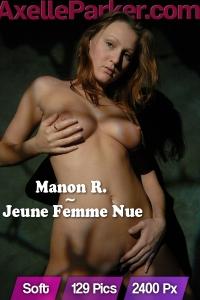 Manon R - Jeune Femme Nue