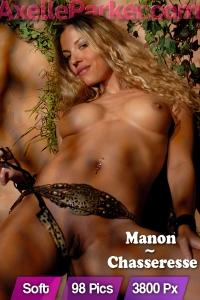 Manon  - Chasseresse
