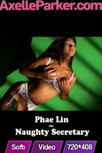 Phae Lin - Naughty Secretary