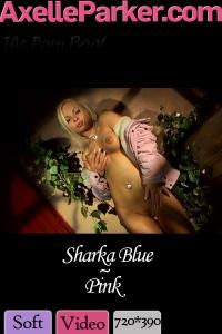 Sharka Blue - Pink