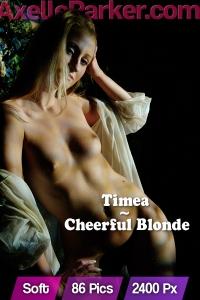 Timea  - Cheerful Blonde