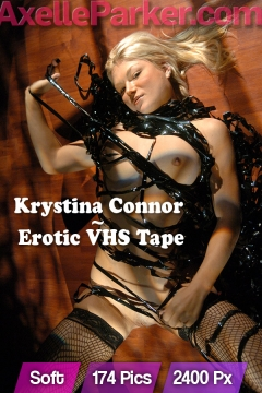 Krystina-Connor - Erotic VHS Tape