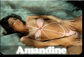 Amandine  Modele de Charme