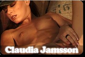 Erotic Modele Claudia Jamsson
