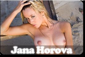 Erotic Modele Jana Horova
