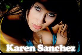 Erotic Modele Karen Sanchez