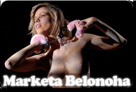 Erotic Modele Marketa Belonoha