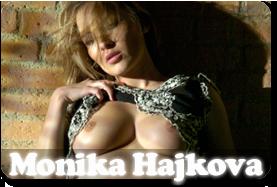 Erotic Modele Monika Hajkova