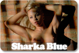 Erotic Modele Sharka Blue