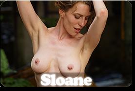 Sloane  Modele de Charme