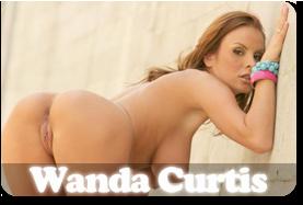 Wanda Curtis Modele de Charme