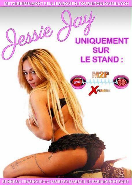 Jessie jay une blonde a eropolis 2015