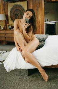Myla Dalbesio Playboy Mars 2016