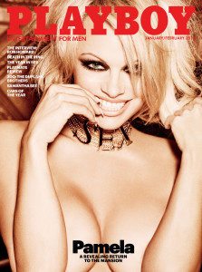 Pamela Anderson Dernier Shoot Playboy