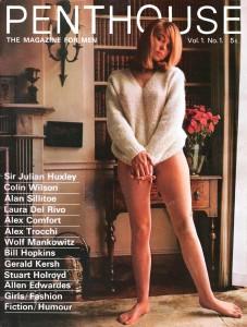 Penthouse Magazine 1965