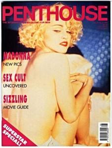 Penthouse Magazine 1990