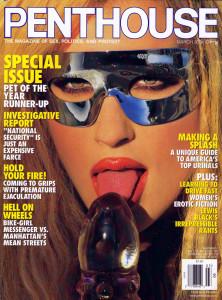 Penthouse Magazine 2004