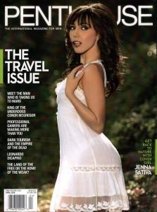 Penthouse Magazine Avril 2016